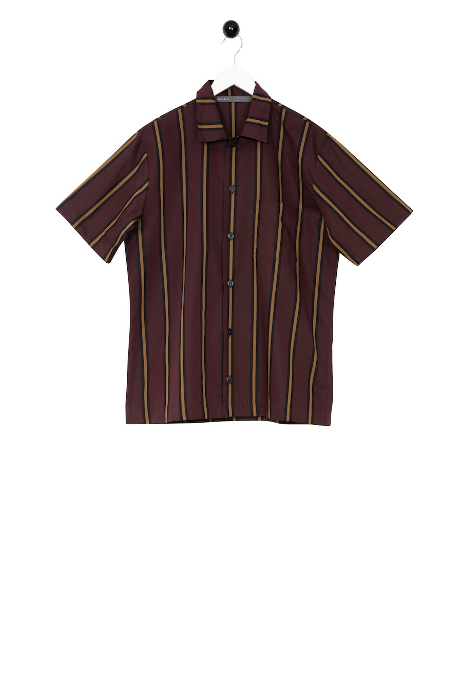 Aubergine Shirt S.S.