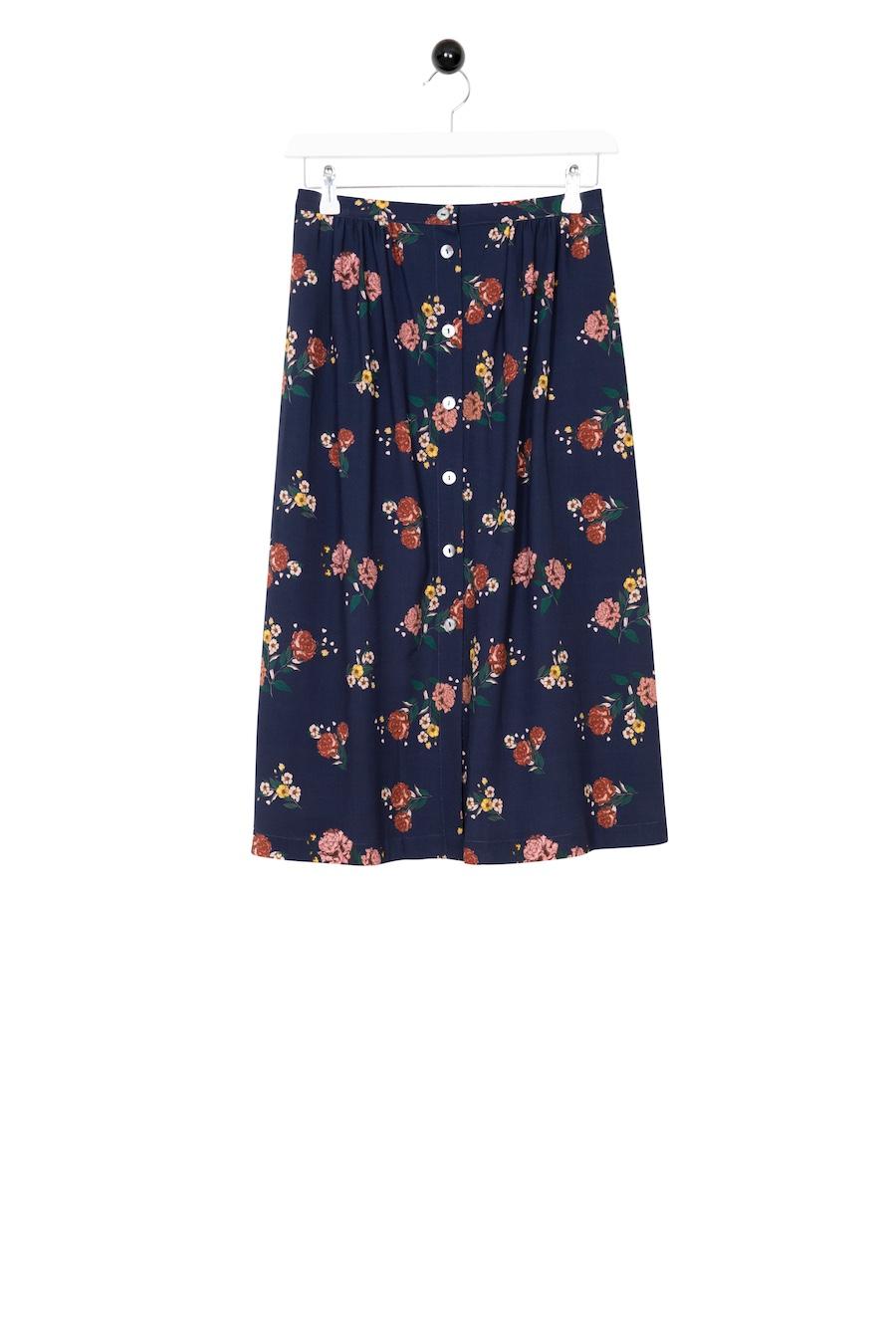 Plommon Skirt