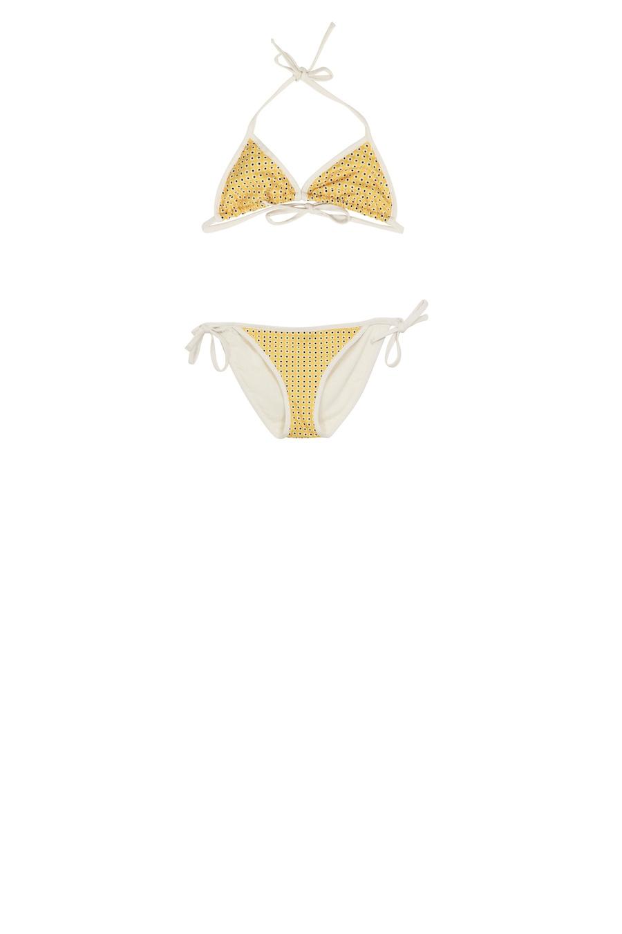 Basic Bikini Yellow
