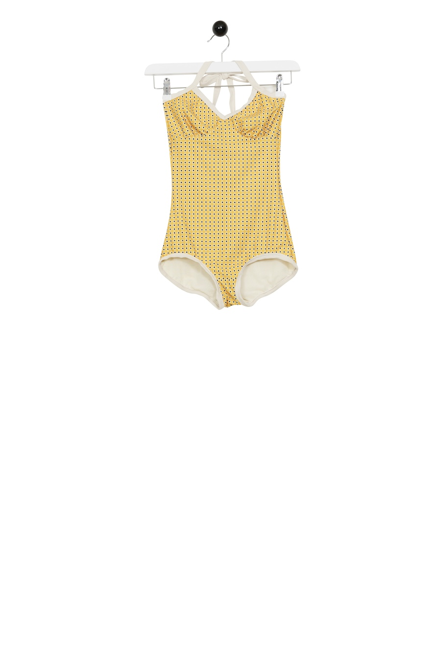 Basic Swimsuit Yellow