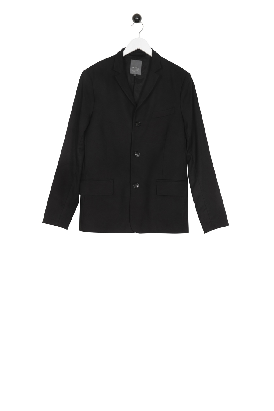 Basic Wool Jacket
