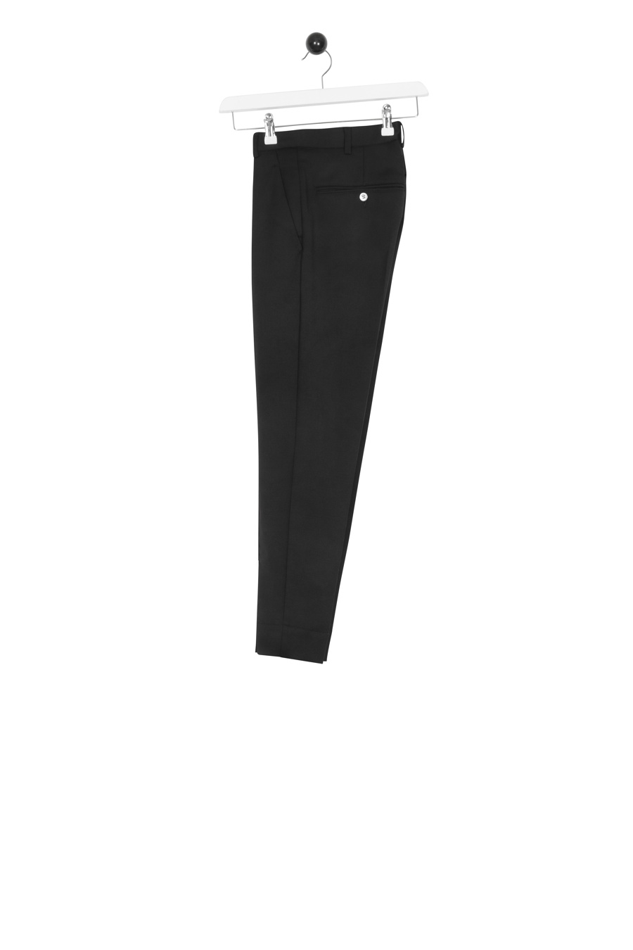 Basic Wool Trousers C