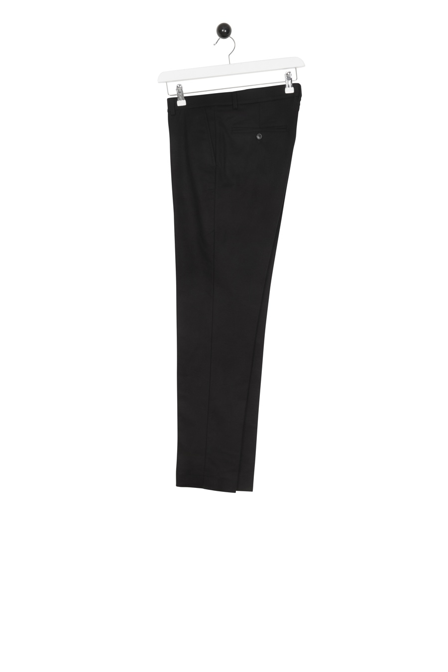Basic Wool Trousers