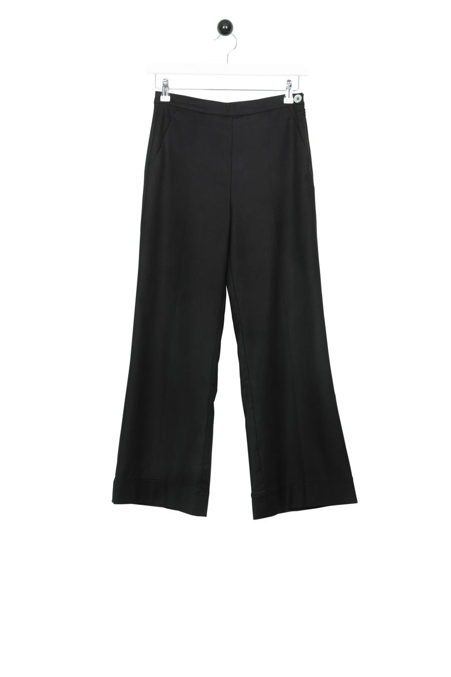 Basic Wool Trousers W