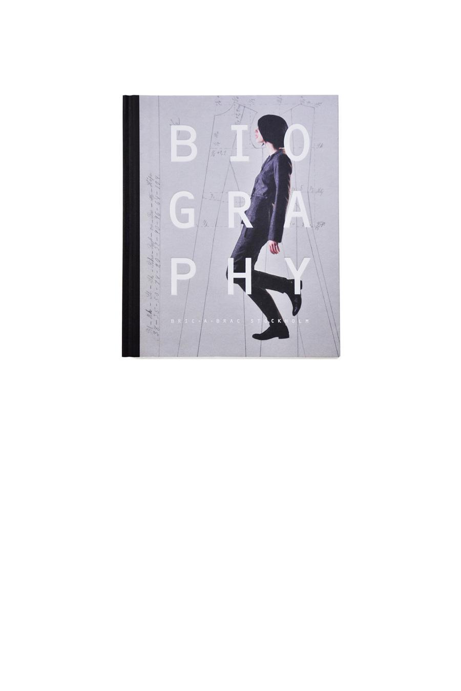 book: biography