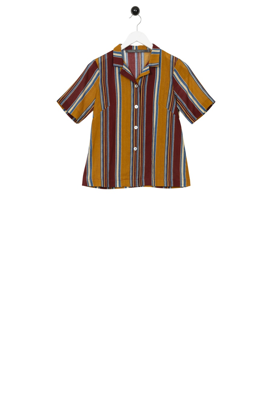 Bordeaux Shirt S.S.
